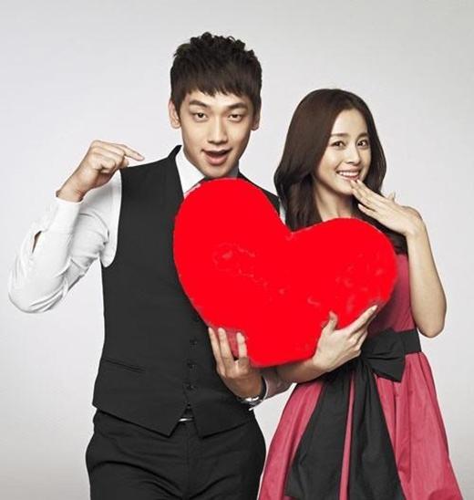 Kim Tae Hee hé lộ chuyện kết hôn cùng Rain