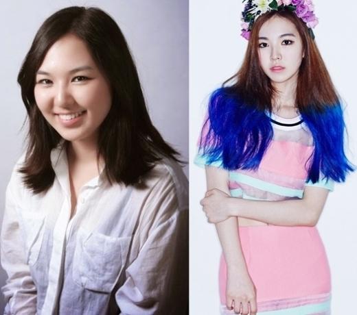 Với thân hình mảnh khảnh cùng gương mặt thon gọn của Wendy như hiện nay, ít ai nghĩ cô nàng từng trông rất tròn trịa trước khi ra mắt. Nhan sắc hiện tại chính là kết quả từ sự nỗ lực giảm cân không ngừng nghỉ của thành viên Red Velvet.