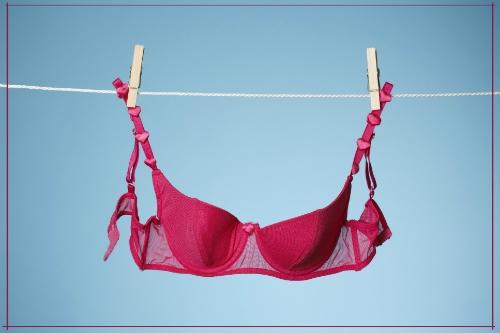 Sốc: Giặt áo ngực quá nhiều có thể ảnh hưởng đến núi đôi