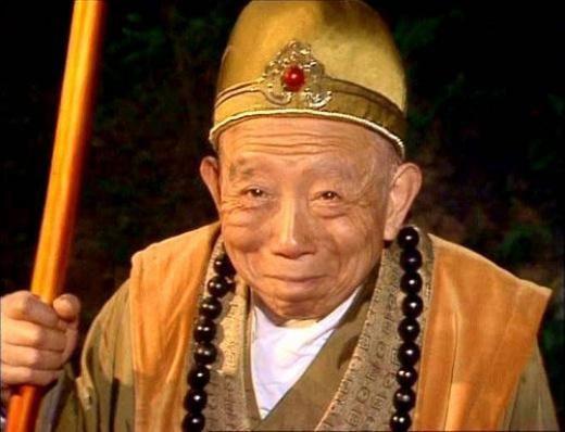 Trình Chi (vai Kim Trì trưởng lão) sinh năm 1926 là nghệ sĩ gạo cội của Trung Quốc. Đây cũng là vai diễn đáng nhớ của ông cho đến khi tạ thế.