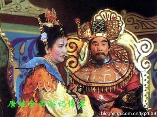 Triệu Lệ Dung đảm nhận vai Xa Trì Vương hậumất vào năm 2000. Trong sự nghiệp của mình, bà thường đảm nhận các vai diễn trên sân khấu kịch từ vai bà già quê lú lẫn đến vai bà lão ăn mày.Xa TrìVương hậulà vai diễn giàu sang, đế vương nhất của bà.