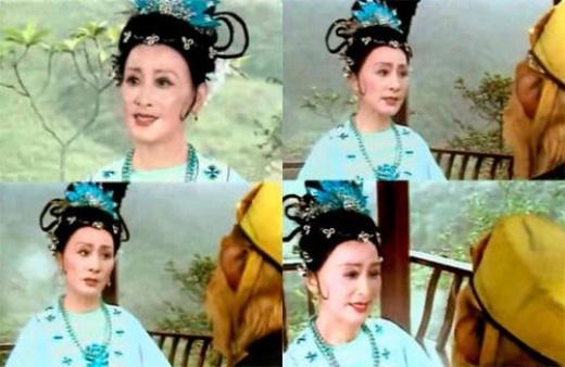 Lý Ân Kỳ (vai Lê Sơn lão mẫu) sinh năm 1917 và là nghệ sĩ có tuổi nhất của đoàn làm phim. Bà từng rất lo lắng khi được Dương Khiết mời tham gia Tây du kývì nghĩ mình không hợp vai.