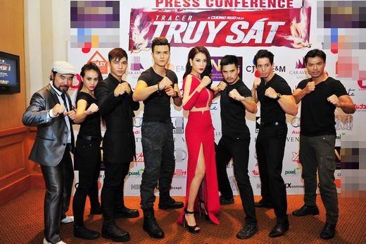 Trương Ngọc Ánh và dàn diễn viên trong phim điện ảnh Truy Sát sẽ được bấm máy vào tháng 9 tới đây và dự kiến phát hành đầu năm 2016 - Tin sao Viet - Tin tuc sao Viet - Scandal sao Viet - Tin tuc cua Sao - Tin cua Sao