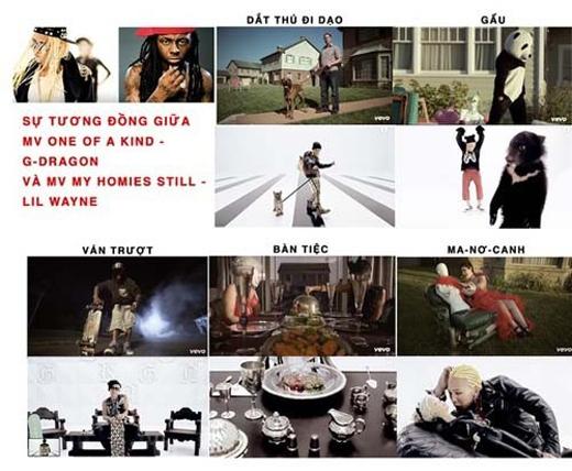 Fan so sánh phong cách của G-Dragon với các sao trên Thế giới để minh oan cho Sơn Tùng M-TP
