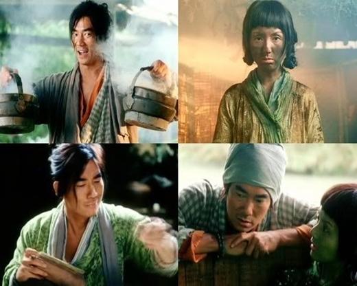 Dương Thiên Hoa và những vai diễn bốc mùi trên màn ảnh