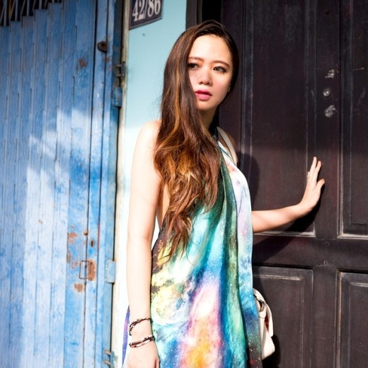 """""""Chết mê"""" với thân hình nóng bỏng của nữ du học sinh Việt tại Hungary"""