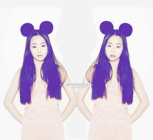 Người hâm mộ đều gặp khó khăn trong việc nhận diện Xiumin (EXO) và Sohee (Wonder Girls)bởi cả hai thực sự rất giống nhau.