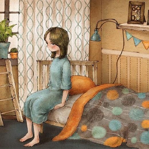 Cũng có những buổi sáng ta chợt thấy bơ vơ, chạnh lòng và lạc lõng với nỗi cô đơn không biết từ đâu xâm chiếm...