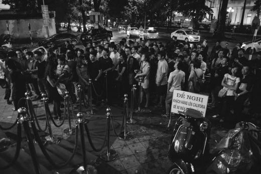 Khán giả Hà Nội phát cuồng vì đêm nhạc Hải Bột - Tin sao Viet - Tin tuc sao Viet - Scandal sao Viet - Tin tuc cua Sao - Tin cua Sao