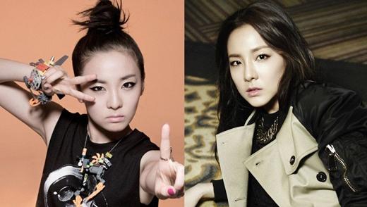 Dara (2NE1) không hề thay đổi nhiều so với khi vừa ra mắt. Có chăng là cô ngày càng xinh đẹp và trẻ trung hơn.