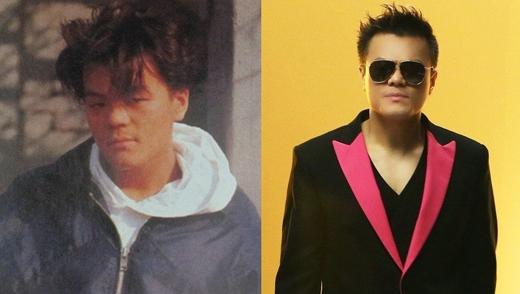 J.Y.Park (Park Jin Young) không có nhiều thay đổi so với những ngày đầu hoạt động ca hát.