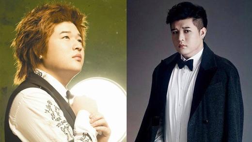 Shin Dong (Super Junior) cũng nam tính hơn rất nhiều.
