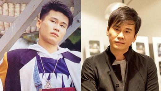 Thiếu niên Yang Hyun Suk những ngày còn hoạt động trong nhóm nhạc Seo Taiji And The Boys nay đã trở thành một vị CEO đầy quyền lực của YG Entertainment