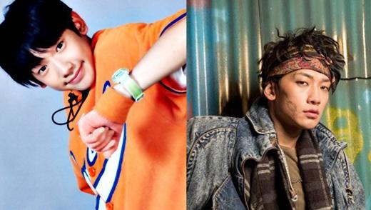 Cậu bé Jung Ji Hoon ngày nào nay đã trở thành anh chàng ca sĩ quyến rũ Bi (Rain) đầy uy quyền trong làng nhạc K-pop.
