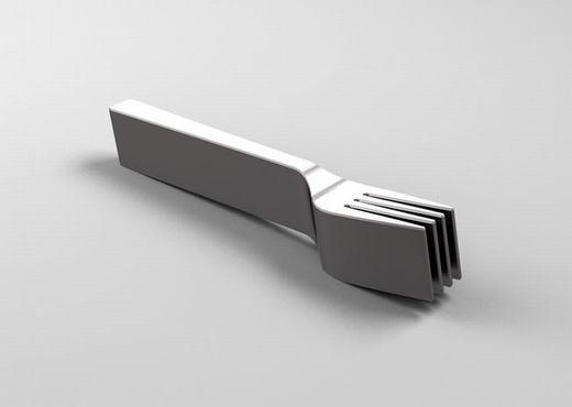 """Chiếc nĩa """"bá đạo"""" nhất thế giới là đây chăng?"""