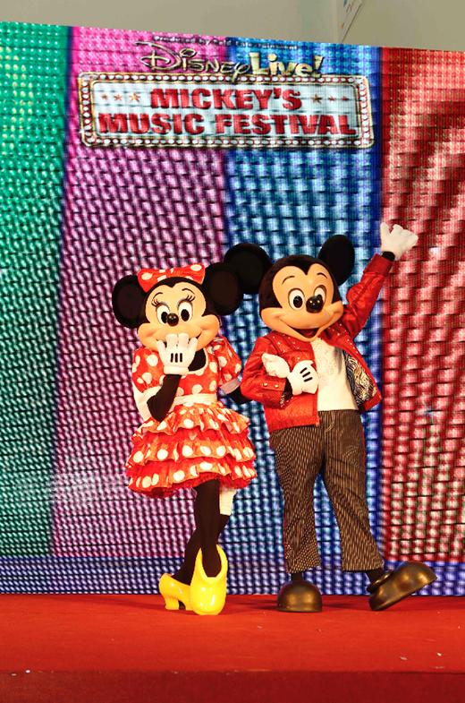 Thích thú với thế giới hoạt hình Disney giữa lòng TPHCM