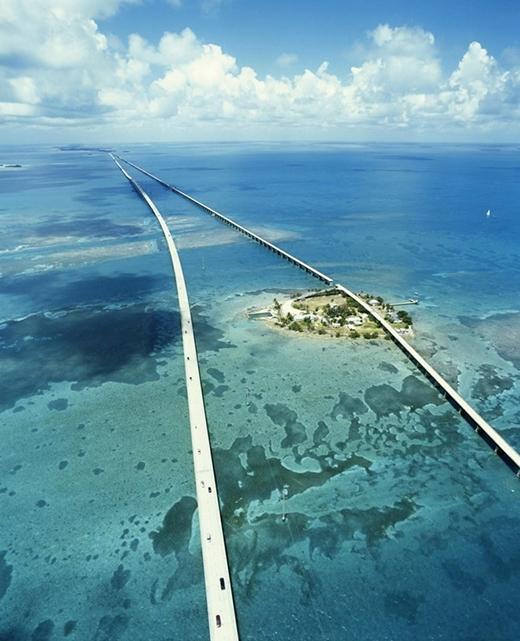 Đường Florida Keys, Mỹ