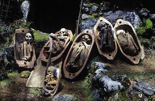Những xác ướp Kabayan.