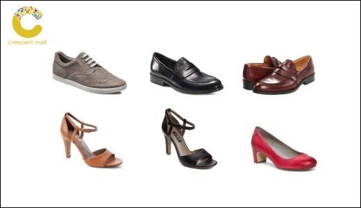 Các mẫu giày của ECCO với giá ưu đãi lên đến 50%.