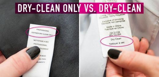 Những thói quen khiến quần áo xuống mã