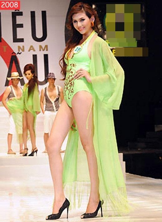 Giải Vàng Siêu mẫu Việt Nam 2008 chính là bước đệm vững chắc đưa Võ Hoàng Yến trở thành chân dài nổi bật nhất nhì hiện nay. Tuy nhiên trước đó cô từng dự thi Hoa hậu Phụ nữ Việt Nam qua ảnh 2006 và lọt top 10. - Tin sao Viet - Tin tuc sao Viet - Scandal sao Viet - Tin tuc cua Sao - Tin cua Sao