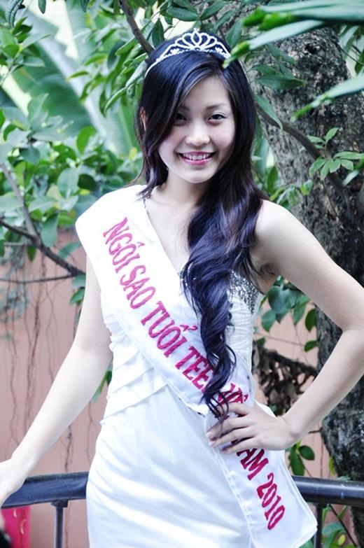 Ngay từ khi còn ngồi trên ghế nhà trường, Diễm Trang đã tham gia Miss Teen 2010 và xuất sắc đoạt giải cao nhất. Ba năm sau, cô tiếp tục thành công khi chiến thắng tại cuộc thi Nữ hoàng cà phê được tổ chức tại Đắk Lắk. - Tin sao Viet - Tin tuc sao Viet - Scandal sao Viet - Tin tuc cua Sao - Tin cua Sao