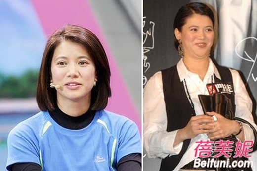Hoa hậu Hồng Kông 1990, Viên Vịnh Nghi khiến mọi người ngỡ ngàng khi xuất hiện với vóc dáng mập mạp, cằm ngấn mỡ. Vẻ đẹp thanh thoát ngày nào đã không còn khi cô tăng cân quá nhiều. Từng là người đẹp nổi tiếng hàng đầu màn ảnh xứ Cảng thơm thập niên 90, nhưng cũng vì tăng cân nên sự nghiệp của cô xuống dốc trông thấy. Hiện tại, cô chỉ tham gia show truyền hình là chủ yếu.