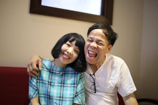 Bố mẹ Đỗ Nhật Namvui vẻ và hạnh phúc bên nhau.