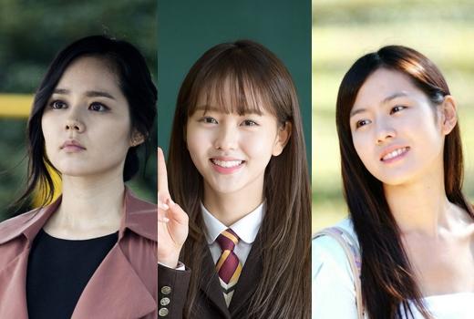 Đi tìm người thừa kế tài năng của các mĩ nhân Hàn