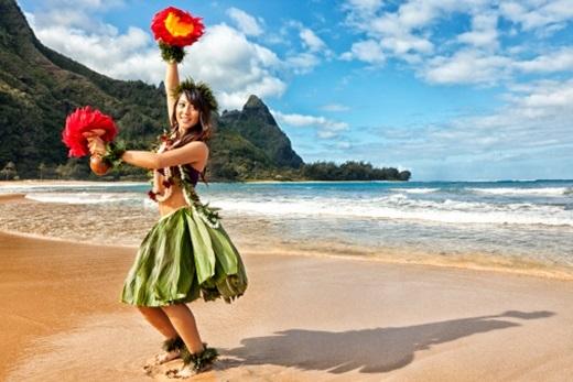 """Hawaii – nơi """"kiệm lời"""" nhất. Không phải vì ít nói, mà vì bảng chữ cái của họ chỉ có vỏn vẹn 13 chữ cái thôi."""