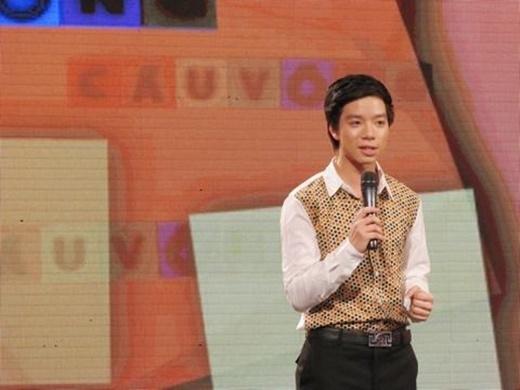 Phan Hoàng Dương trở thành Quán quân của cuộc thi Cầu Vồng 2012 - lĩnh vực người dẫn chương trình khi là sinh viên năm tư. - Tin sao Viet - Tin tuc sao Viet - Scandal sao Viet - Tin tuc cua Sao - Tin cua Sao