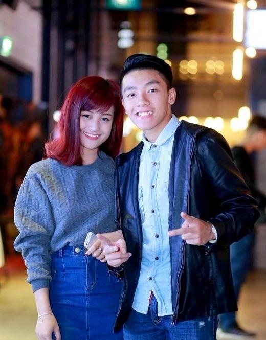 Ghen tị với chuyện tình hạnh phúc của hot boy dancesport Tuấn Đạt