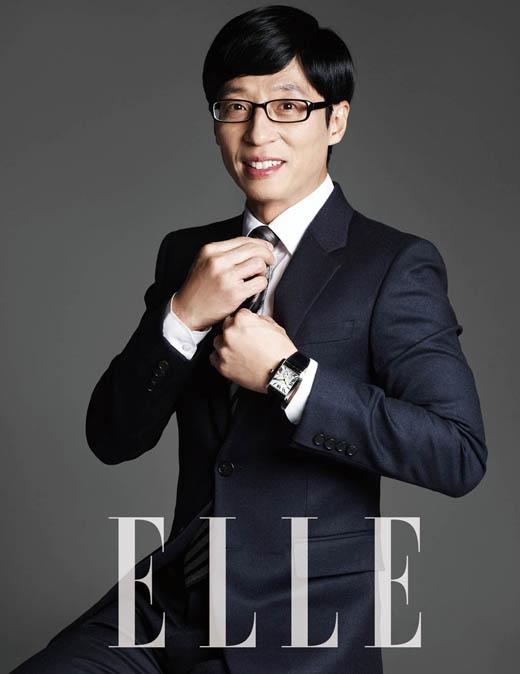 Với tổng số lượt bình chọn là 55,1% đã giúp MC Quốc dân Yoo Jae Suk đứng ở vị trí cao nhất mà không ai có thể phủ nhận được. Với sự thành công của các chương trình như Happy Together, Infinite Challenge, Running Man,... do chính anh làm MC đã khẳng định được tầm ảnh hưởng của mình giữa nền công nghiệp giải trí xứ Hàn ngày càng phát triển.