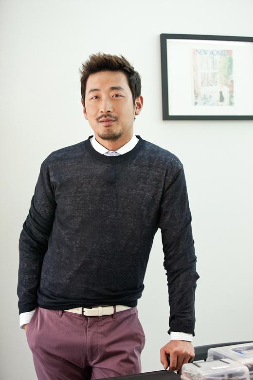Diễn viên Ha Jung Woo ở vị trí thứ 9.