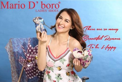 Ngẩn ngơ với sự quyến rũ của mĩ nhân đẹp nhất Philippines
