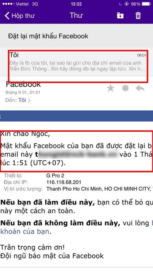 Facebook của người đẹp bị kẻ gian lấy mất. - Tin sao Viet - Tin tuc sao Viet - Scandal sao Viet - Tin tuc cua Sao - Tin cua Sao