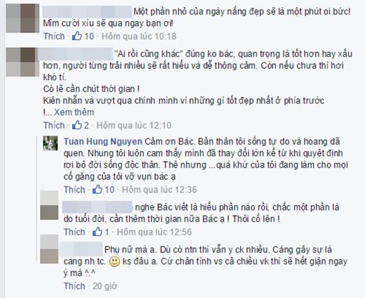 Fan hoang mang trước nghi án rạn nứt tình cảm của Tuấn Hưng - Tin sao Viet - Tin tuc sao Viet - Scandal sao Viet - Tin tuc cua Sao - Tin cua Sao