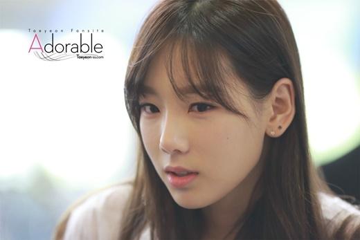 Taeyeon trải qua khoảng thời gian khó khăn sau khi việc hẹn hò bị đưa ra ánh sáng.