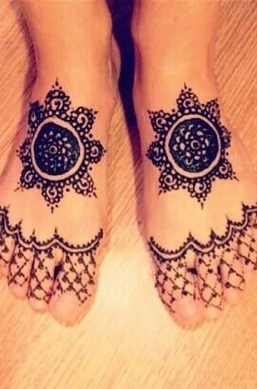Bạn có hiểu hết về nghệ thuật vẽ hình henna lên người?