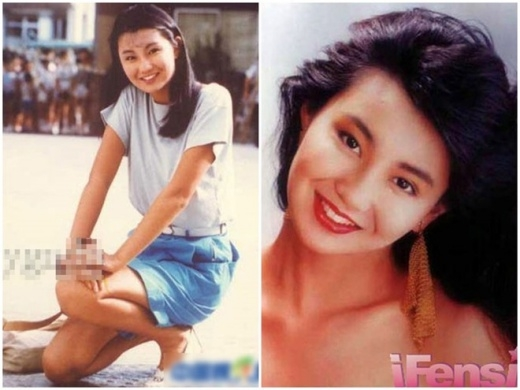 Nét đẹp năm ấy của Trương Mạn Ngọc luôn được xem là đẳng cấp và hình mẫu của nhiều đàn em. Đó cũng là lí do cô trở thành tượng đài màn ảnh mà khó ai có thể thay thế.