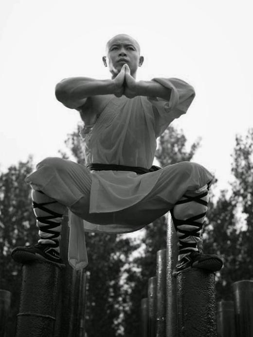 """""""Nín thở"""" trước võ công cao cường của các nhà sư Thiếu Lâm tự"""