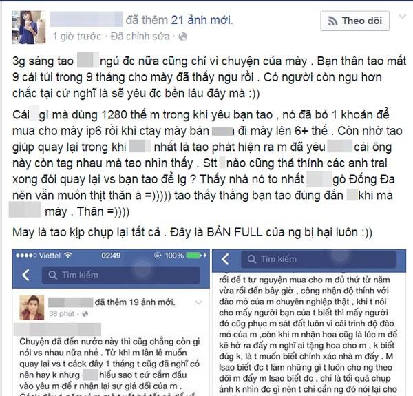 Cư dân mạng xôn xao với câu chuyện cô gái Hà Nội đào mỏ