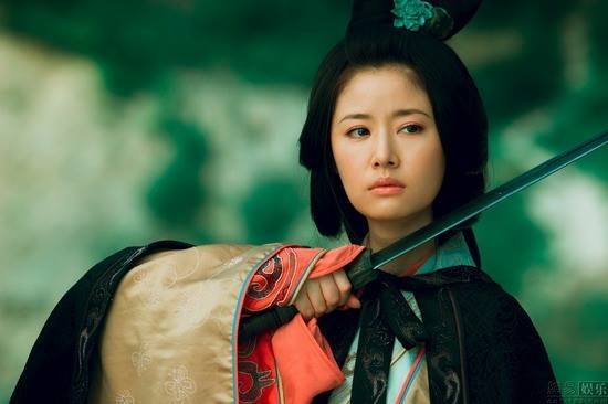 Trong phim Tam Quốc,Lâm Tâm Nhưvào vai công chúaTôn Thượng Hương, em gái vua nước Ngô. Sau khi Tam Quốc lên sóng, Lâm Tâm Như đã đánh bại dàn mĩ nhân khác để trở thành nữ diễn viên đẹp nhất phim.