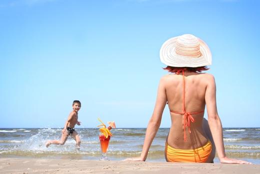 Tắm nắng rất tốt cho sức khỏe nhưng phải đúng cách để đạt được hiệu quả cao nhất