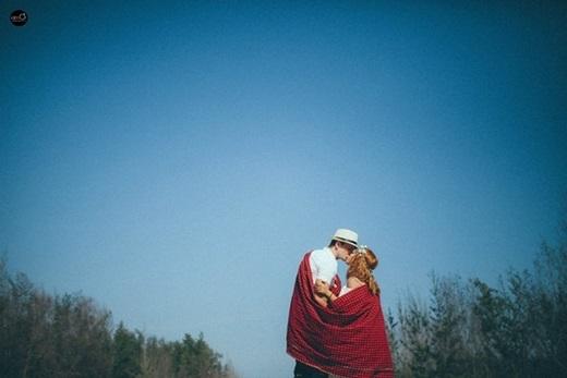 """Ngất ngây bộ ảnh cưới đẹp như mơ của cặp """"chồng Tây vợ Việt"""""""