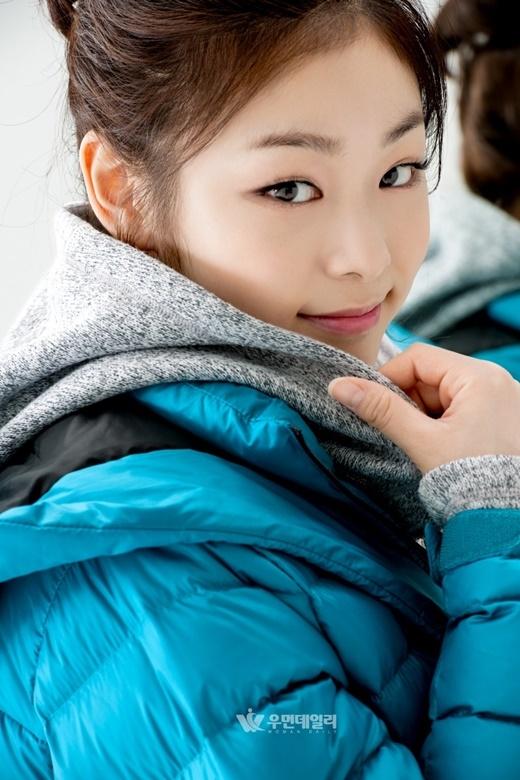 Những mĩ nhân Hàn quyến rũ với mắt một mí