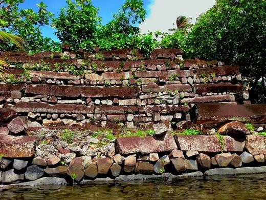 Nơi đây được ví như mộtAngkor Watkết hợp với rừng rậm nhiệt đới.(Ảnh: Internet)