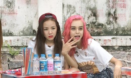 Hari Won khiến Kelvin Khánh phải gọi điện cho mẹ để… mượn áo chip - Tin sao Viet - Tin tuc sao Viet - Scandal sao Viet - Tin tuc cua Sao - Tin cua Sao