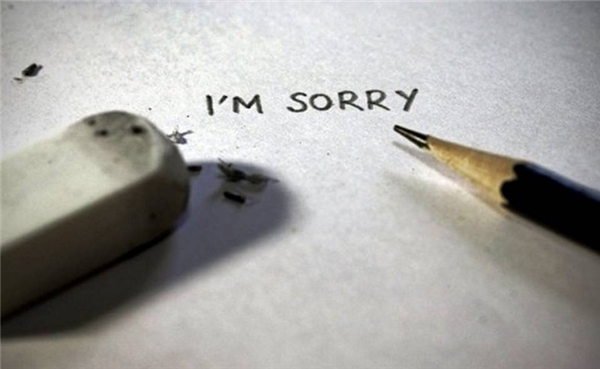 Bạn đã hiểu hết ý nghĩa của lời xin lỗi?