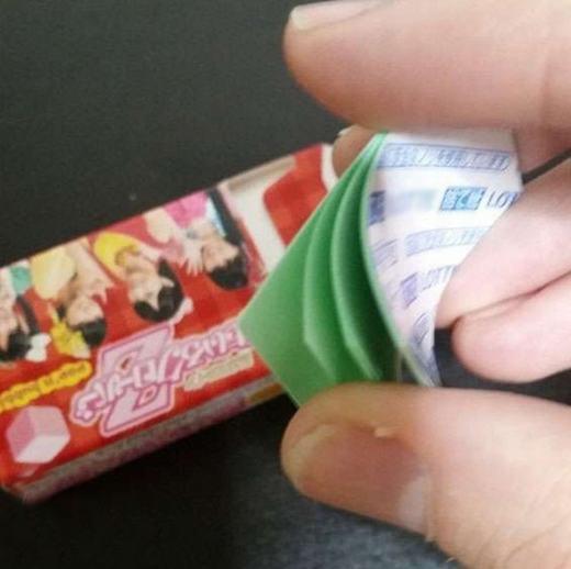 Cách xử lí bã kẹo cao su văn minh nhất thế giới của người Nhật